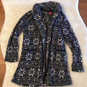 La Senza Cozy House Robe with front pockets